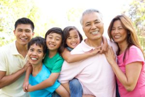 Wealth management for multiple generations of family