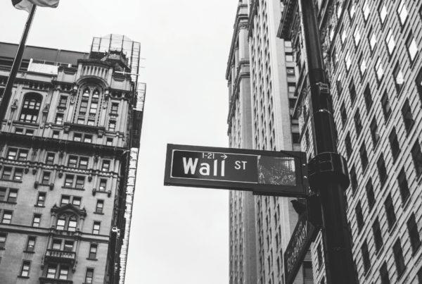 2020 stock market crash